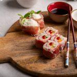 Sushi di Prosciutto Toscano DOP